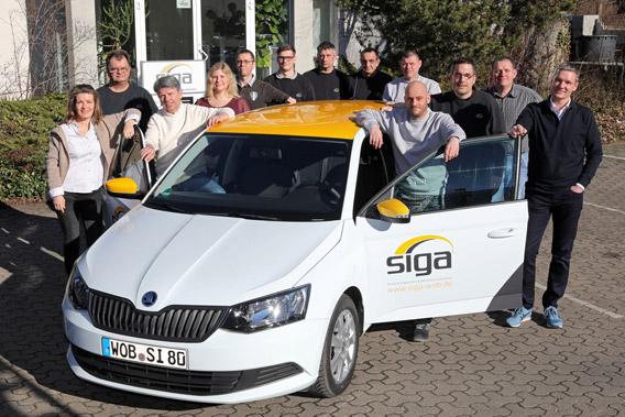 SiGA-Team