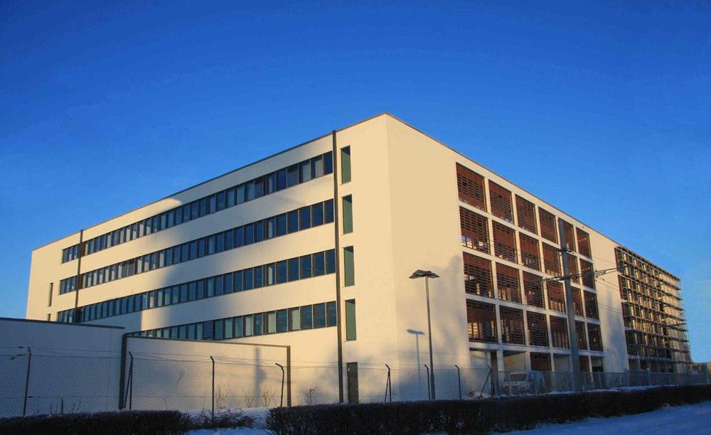 VW FinancialServices Bürogebäude Käferweg 4
