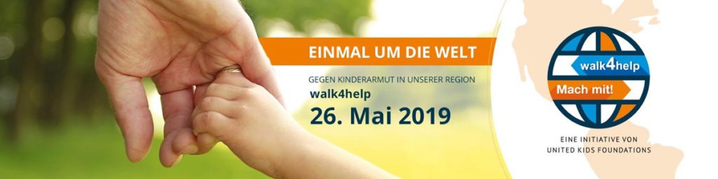 Walk for help